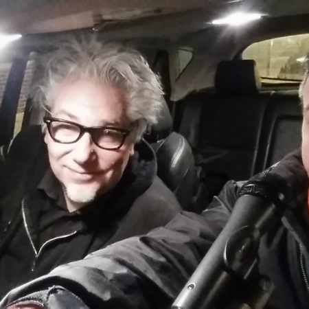 Martin Atkins Car Con Carne podcast photo