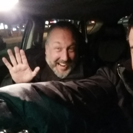 Tim Virgin WLUP Car Con Carne podcast