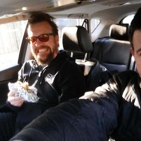 Jason Novak Car Con Carne podcast
