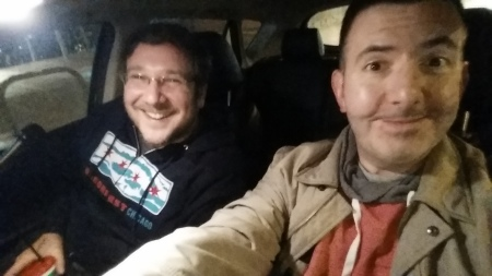 Baconfest Car Con Carne podcast