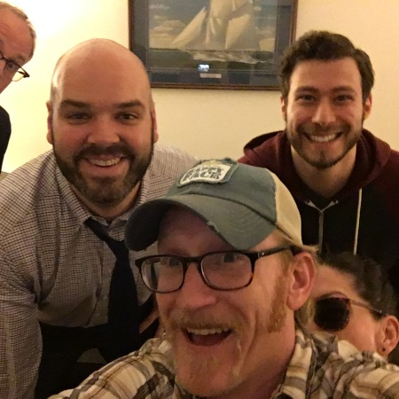 Yak Channel podcast 'Beyond the Boards' interviews Broken Nose Theatre Company